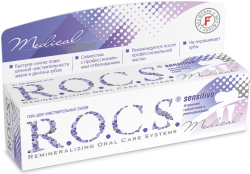 R.O.C.S. Medical Sensitive