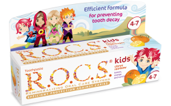 R.O.C.S  Kids Citrus Rainbow