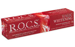 R.O.C.S Magic Whitening