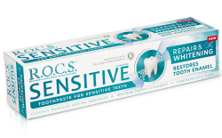 R.O.C.S. Sensitive Repair & Whitening whitening
